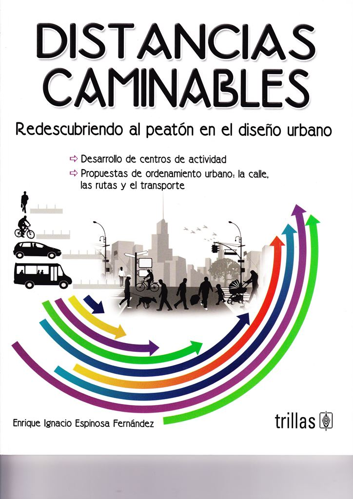 PT.Portada. DISTANCIAS CAMINABLES. 001