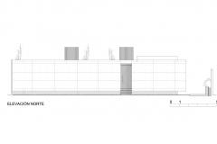 S-AR Casa 2G - Elevacion Norte