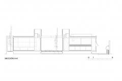 S-AR Casa 2G - Seccion A-A