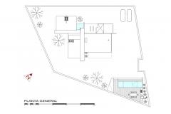 Casa oZs0 Planta General