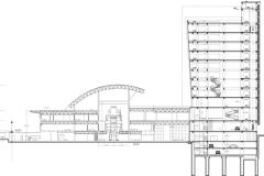 P2-Torre Capriles (Corte B-B)