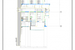 PROYECTO CAE - CORTE ARQUITECTONICO A-A_001