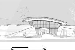 FACHADA EXTERIOR Refugio verde-Dos viviendas