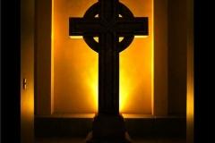 17 la cruz a contra luz san peregrino
