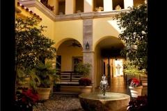 2 patio central san peregrino