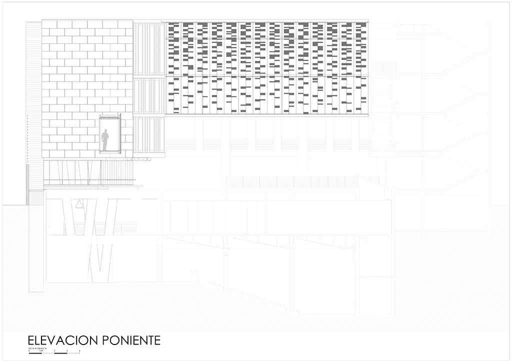 Elevacion Poniente_001