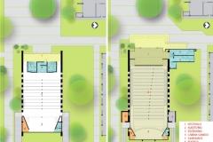 PLANTAS ARQUITECTONICAS aula magna UADY