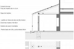 DETALLE CONSTRUCTIVO CAMPUS LA TRABANA UNIVERSIDAD DEL AZUAY