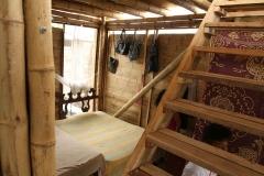 estudiantes de arquitectura propusieron un proyecto de construir casa hecha con caña guadua 29 de abril del 2016 Guayaquil-Ecuador/ExpresoAgencia (ag-expreso)