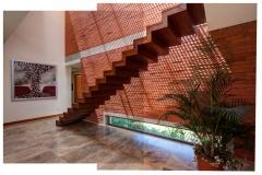 Casa Jardin GK .DETALLE ESCALERA. 002