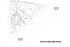 PLANTA SEGUNDO NIVEL CASA LV1 (CASA NANCHI 1 Y 2)