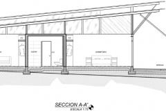 Seccion A-A