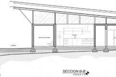 Seccion B-B