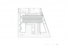 02_118_Casa Moulat_Planta de techos