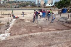 PROCESO DE CONSTRUCCIÓN 2 CASA NÚCLEO - PROTOVIVIENDA BARRIAL