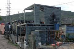 PROCESO DE CONSTRUCCIÓN 3 CASA NÚCLEO - PROTOVIVIENDA BARRIAL