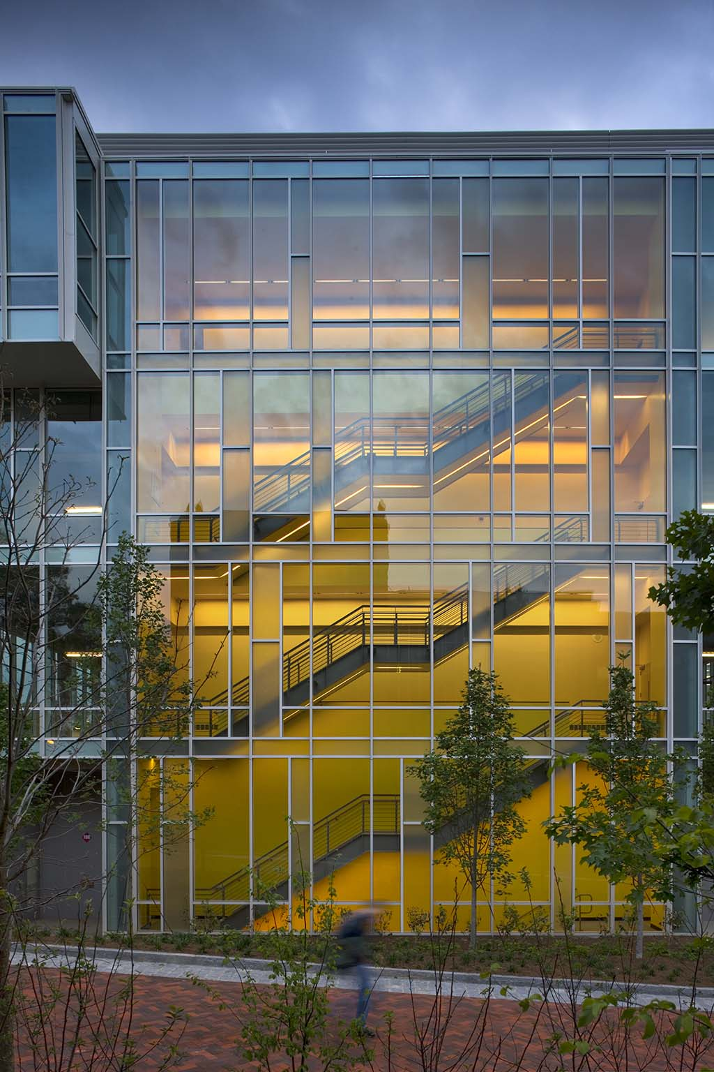 Yellow Stair