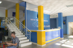 VISTA INTERIOR 1 CENTRO TECNOLÓGICO RECREATIVO