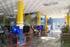 VISTA INTERIOR 2 CENTRO TECNOLÓGICO RECREATIVO