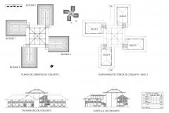 Planos 2 COLEGIO COMUNIDAD DE PACHIJAL