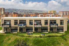 Aulas Rogelio Salmona - FP arquitec tura