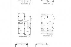 Casa duplex - Plantas_001