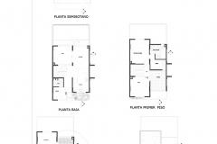 Casa simplex - Plantas_001