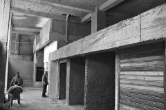VISTA INTERIOR 2  CONDENSADOR SOCIAL EDIFICIO DE VIVIENDA EN AUTOGESTIÓN