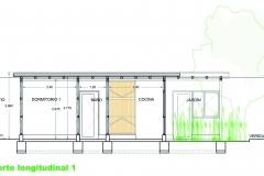 Construcción de 16 viviendas de Quincha