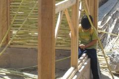 Construcción participativa de un Wawawasi con Quincha Modular 005