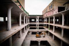 PROCESO CONSTRUCTIVO 1 CROSSTOWN CONCOURSE