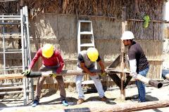 PROCESO DE CONSTRUCCIÓN 2 DIEZ HISTORIAS DE ARENA