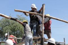 PROCESO DE CONSTRUCCIÓN 3 DIEZ HISTORIAS DE ARENA