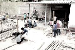 PROCESO DE CONSTRUCCIÓN 5 DIEZ HISTORIAS DE ARENA