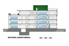 SECCION LONGITUDINAL ADMINISTRATIVO