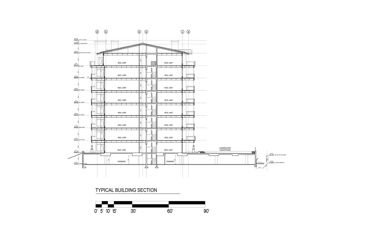 The Alysen Place Building Section_001 copia