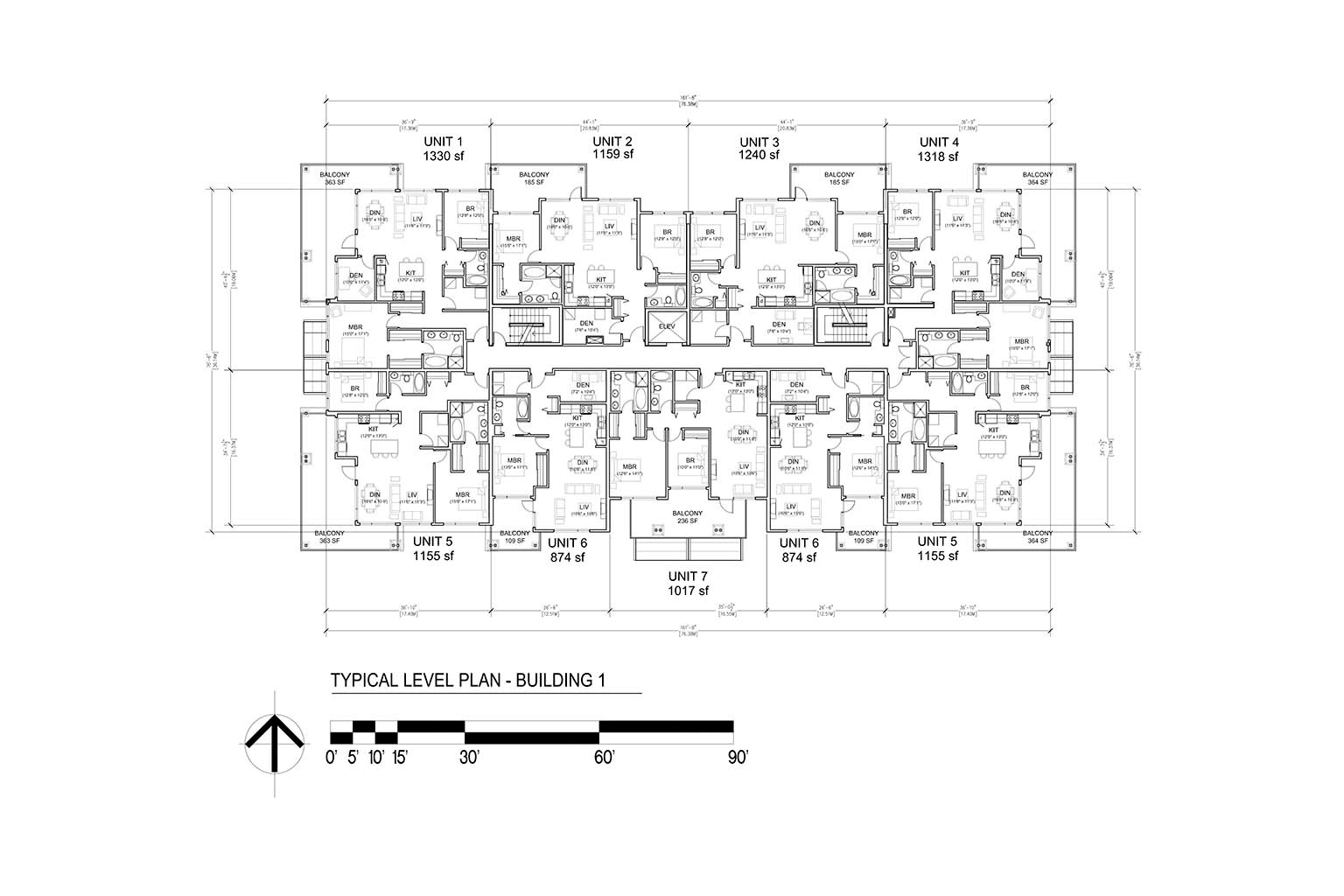 The Alysen Place Typical Level Plan_001 copia