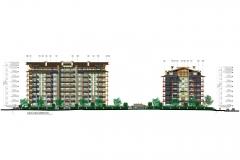 The Alysen Place Guelph Avenue Streetscape_001 copia
