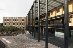 Edificio para la Licenciatura en Ciencia Forense. UNAM. 001