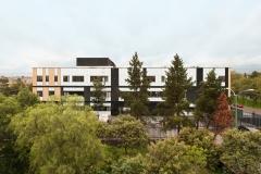 Edificio para la Licenciatura en Ciencia Forense. UNAM. 005