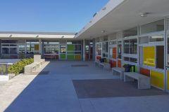INTERIOR ESCUELA NA° 384 DE TIEMPO COMPLETO EN MONTEVIDEO