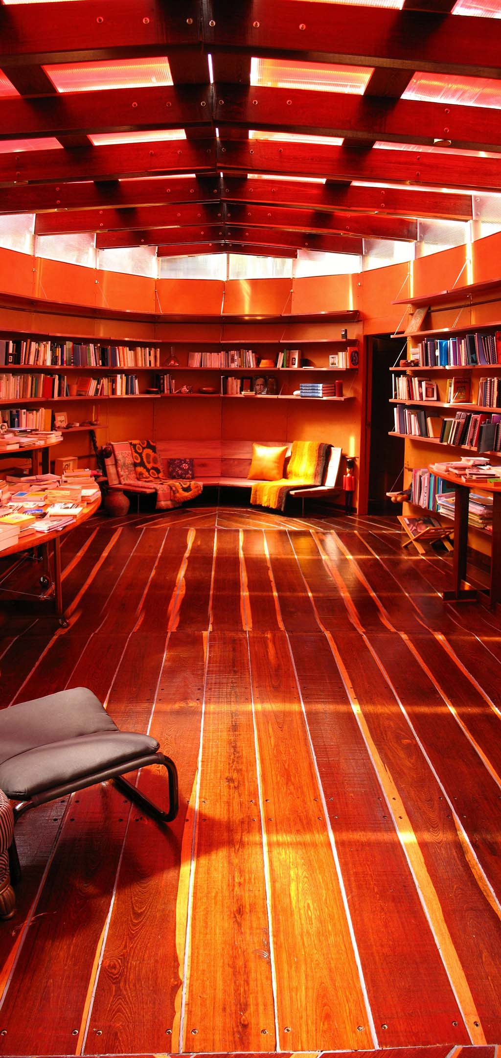 29- Interior Biblioteca desde el norte