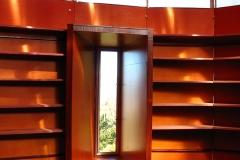 30- Detalle ventana-nicho Biblioteca