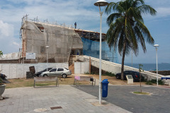 PROCESO DE CONSTRUCCIÓN 2 FORTES DE SÃO DIOGO E SANTA MARIA