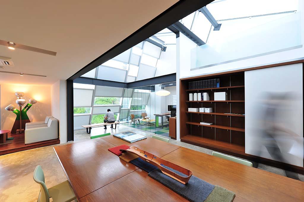 7-Vista Interior 2do nivel