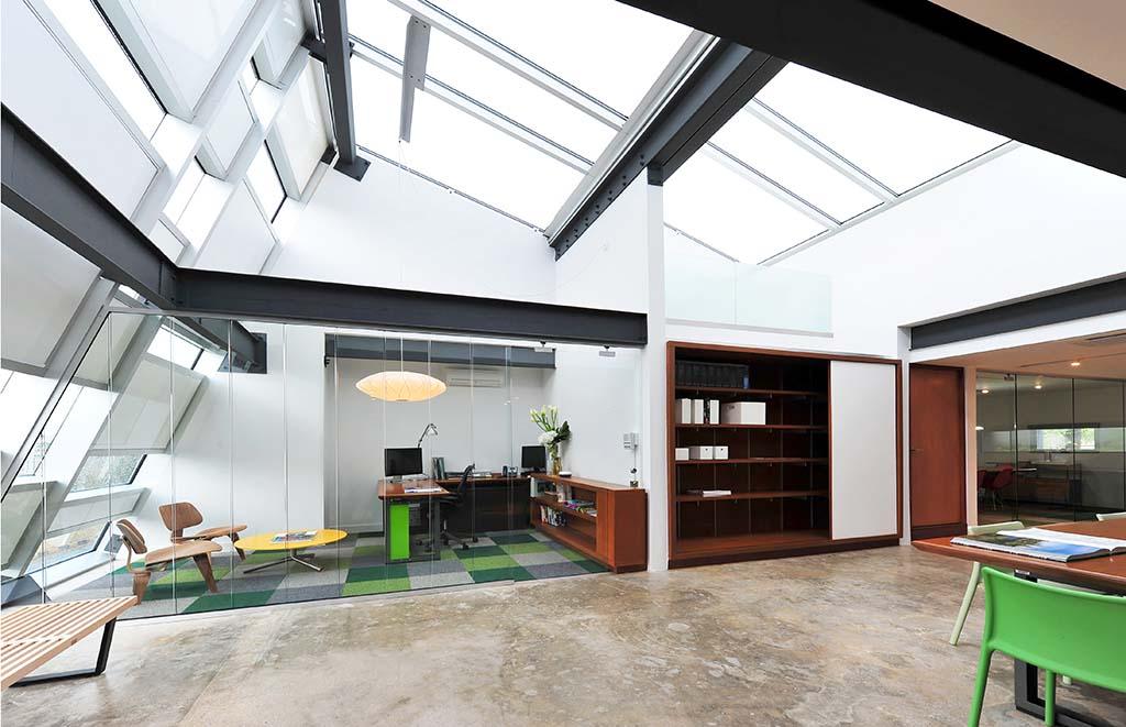 8-Vista Interior 2do nivel