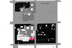 planimetria - 1-2000 GALERIA DE ARTE CERRITO