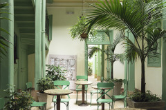 VISTA INTERIOR 1 HOTEL CASA DE LA VEGA
