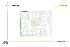 P1 Hotel CAYENA Planta Lobby007