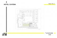 P2 Hotel CAYENA Piso 3008